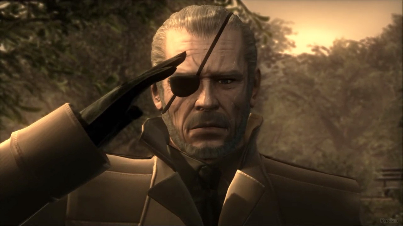 Metal Gear Solid S Most Badass Snipers Gamezone