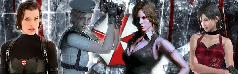 Top 10 Badass Females In The Resident Evil Franchise Gamezone